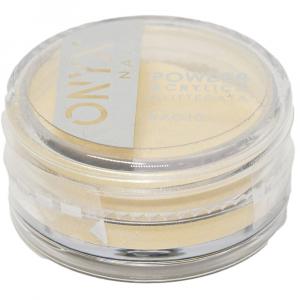 Polvere Acrilica Glitterata OnyxNail - COLORE #AG10 - Colore : Giallo Glitter