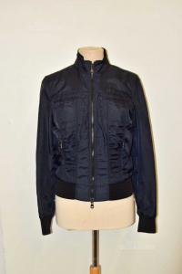 Jacket Woman Refrigiwear Blue Dark Size.44