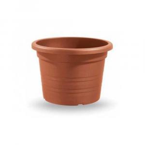 Vaso Cilindrico colore Terracotta Dm. 60