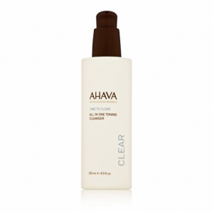 TIME TO CLEAR AHAVA All In 1 Toning Cleanser