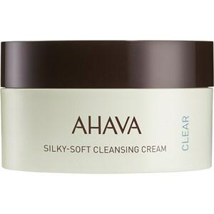 Time To Clear Silky-Soft Cleansing Cream da Ahava