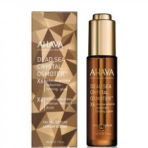 AHAVA Dead Sea Crystal Osmoter X6 siero per il viso nutriente e anti-età