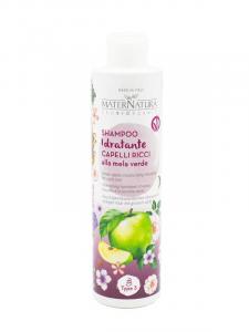 Shampoo Idratante Capelli Ricci alla Mela Verde