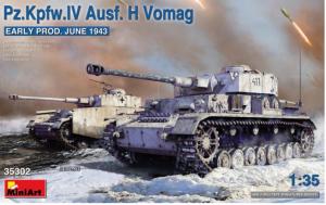Pz.Kpfw. IV Ausf. H Vomag