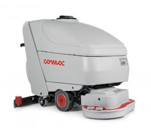 OMNIA 32 BT Professioneller Scheuersaugmaschinen COMAC