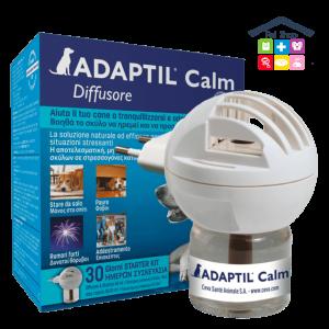 ADAPTIL | Calm Home Diffusore e ricarica 48 ml per Cani