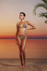 4Giveness Bikini Triangolo Tiger Wish.