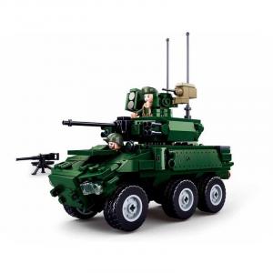 Sluban 6x6 Wheeled infantry combat vehicle M38-B0753