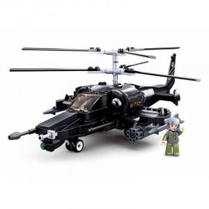 Sluban Combat helicopter M38-B0752