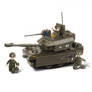 Costruzione Sluban carro armato M38-B0287