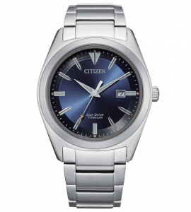 Citizen uomo Super Titanio 1640 quadrante blu