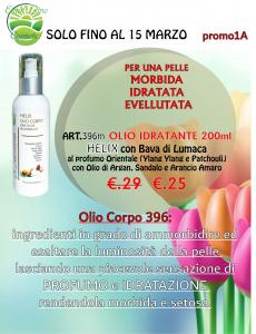 Helix - Olio Corpo Rigenerante Bava di Lumaca 200 ml
