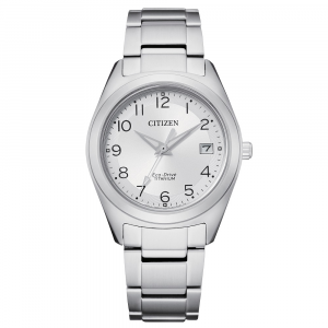Citizen Lady Super Titanio 6150 quadrante bianco