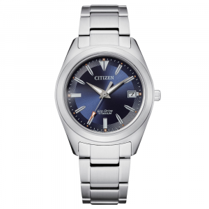 Citizen Lady Super Titanio 6150 quadrante blu
