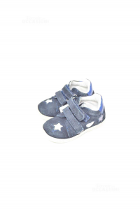 Scarpe Bambina Melania Num. 20 Blu