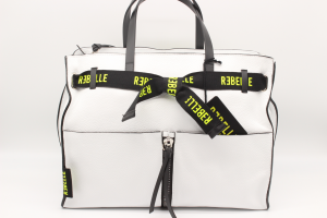 REBELLE Borsa Daphne Handbag Bianco
