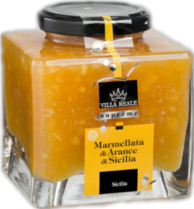 Red Orange Marmalade Sicily