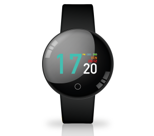 TECHMADE Smartwatch Joy Collection - Black