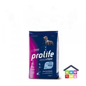 Prolife | Linea Sensitive GRAIN FREE | Adult Mini - Sogliola e Patate / 600gr - 2kg - 7kg
