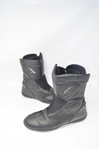 Boots Motorcycle Falcon Man N°.43 Mod.950 Logo2