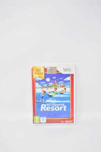 Video Game Nintendo Wii Sports Resort With Manual