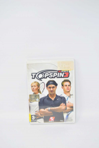 Videogioco Nintendo Wii Topspin3 Con Libretto