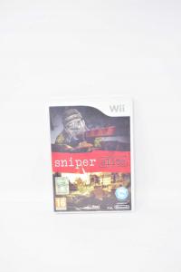 Videogioco Nintendo Wii Sniper Elite Con Libretto