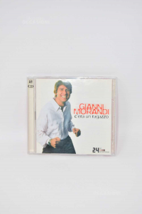 Cd Music Gianni Morandi Wax To Boy 2cd