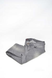 Jeans Donna Guess Grigi Tg.s