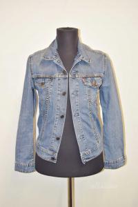 Giubbino Jeans Levi's Donna Tg. M