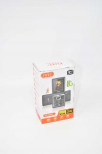 Cellulare Foyu Dual Sim Fo-m012 Nuovo
