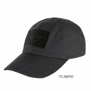 Cappello tactical nero