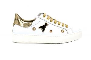 Sneaker con accessori gioiello