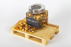 Miele Fiori Arancia e Nocciole - 800gr