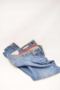 Jeans Donna Liu Jo Jeans Skinny Dark Wash Tg.30