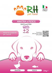 Anatra e Pesce Puppy Elite