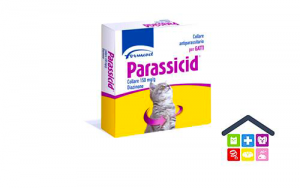 Formevet | Parassicid - Collare Gatto Antiparassitario (Lunghezza 35 cm)