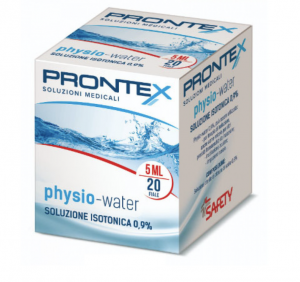 Prontex Physio Water Isotonica Fiale 20x5ml