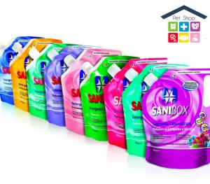 Sanibox | Detergente igienizzante per pavimenti - Varie Profumazioni (1lt)