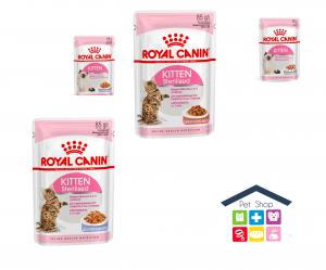 Royal Canin Gatto | Linea Feline HN | Kitten sasa,kitten jelly,sterilised salsa sterilized jelly e pate 0,85g