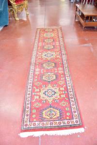 Carpet Lane Red Yellow 70x280 Cm