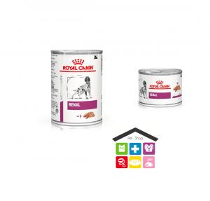 Royal Canin Cane | Linea VET | Renal - 200/410gr (lattina)