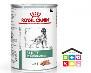 Royal Canin Cane | Linea Vet | Satiety Weight Management - 410 gr (lattina)