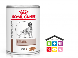 Royal Canin Cane | Linea VET | Hepatic - 410 gr (lattina)