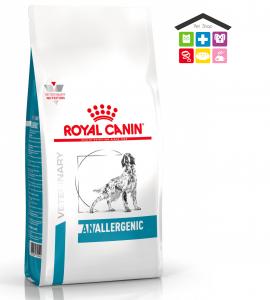 Royal Canin cane| Linea VET | Anallergenic 3 kg/8kg
