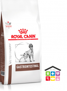 Royal Canin Cane | Linea VET | Gastro Intestinal Adult - 2/7.5/14 Kg