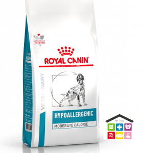 Royal Canin CANE | Linea VET | Hypoallergenic HME 23 Moderate Calorie - 1.5