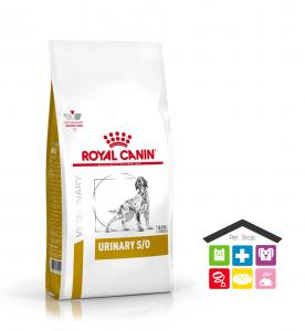 Royal Canin CANE | Linea VET | URINARY S/O - 2/7.5/14 Kg