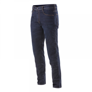 Jeans moto Alpinestars RADIUM Rinse Plus Blu