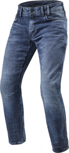 Jeans moto Rev'it Detroit Blu Medio L34